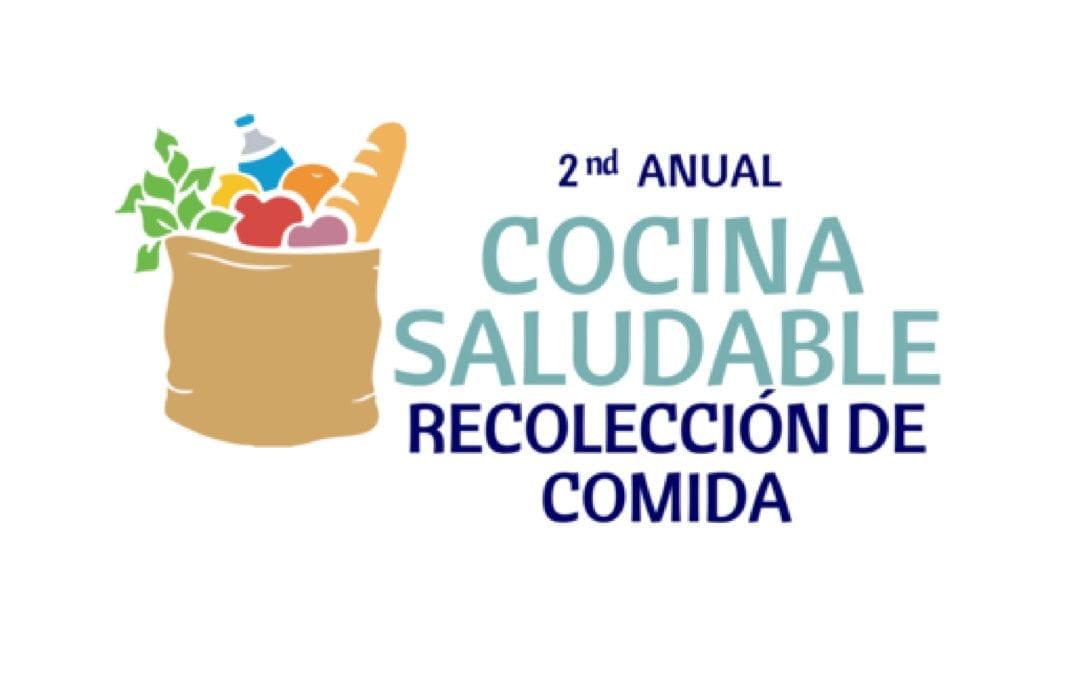 2nd Annual Cocina Saludable Recolección de Comida