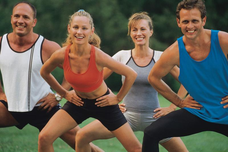 8 Benefits of Practicing Aerobics Outside