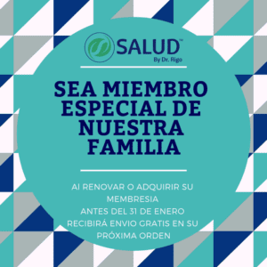 VIP MEMBERSHIP/MEMBRESIA - Salud Para Todos