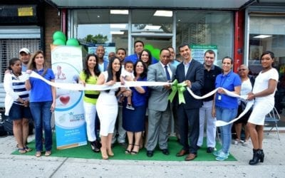 Store Opening/ Health Fair Event