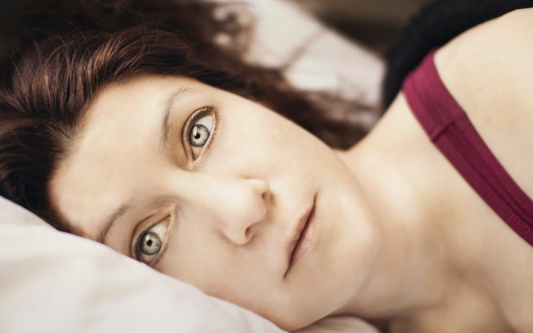 Why is Insomnia more common in Women?