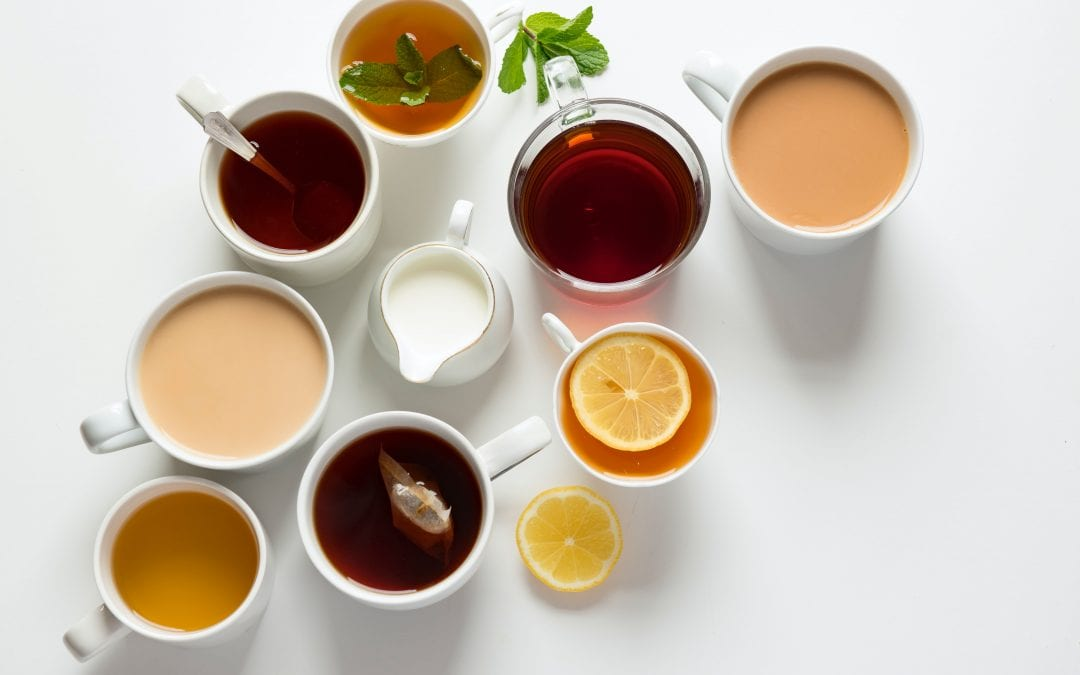 The Best Tea for Each Season