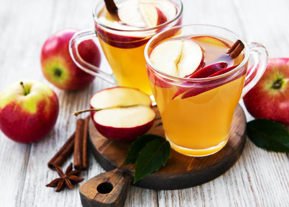 6 Razones por las que el Té de Manzana y Canela Cambiará Tu Vida