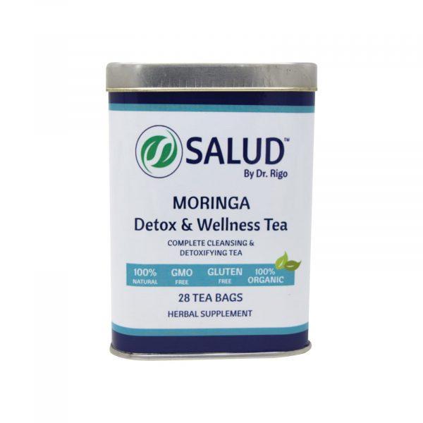 MORINGA DETOX & WELLNESS TEA