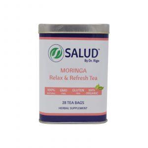 MORINGA RELAX & REFRESH TEA