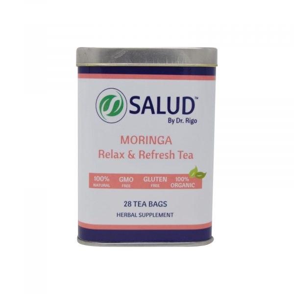 MORINGA RELAX & REFRESH TEA