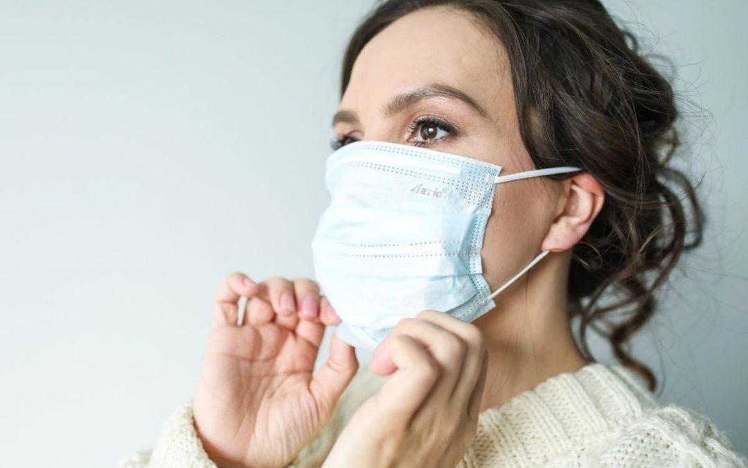 ¿Usas tu mascarilla todo el día?