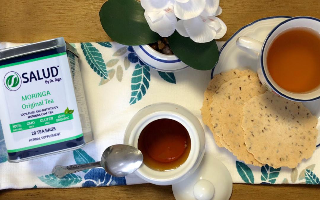¿Has probado el té de Moringa?